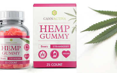 CBD gummies veganas al por mayor